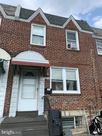 613 Adams Avenue, PHILADELPHIA, PA 19120 (#PAPH2014514) :: Linda Dale Real Estate Experts