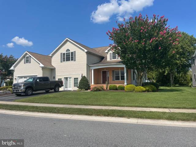 120 Porter Parkway, FRUITLAND, MD 21826 (#MDWC2000758) :: Integrity Home Team