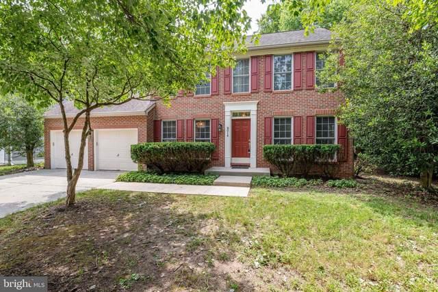 8014 Moss Bank Drive, LAUREL, MD 20724 (#MDAA2004950) :: Great Falls Great Homes
