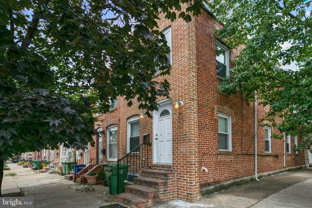 2442 Foster Avenue, BALTIMORE, MD 21224 (#MDBA2005934) :: The Dailey Group
