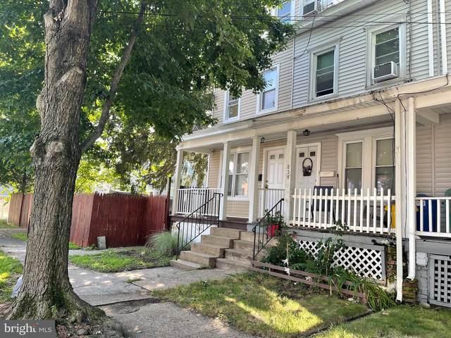 852 Pennsylvania Avenue, TRENTON, NJ 08638 (#NJME2002624) :: Hergenrother Realty Group