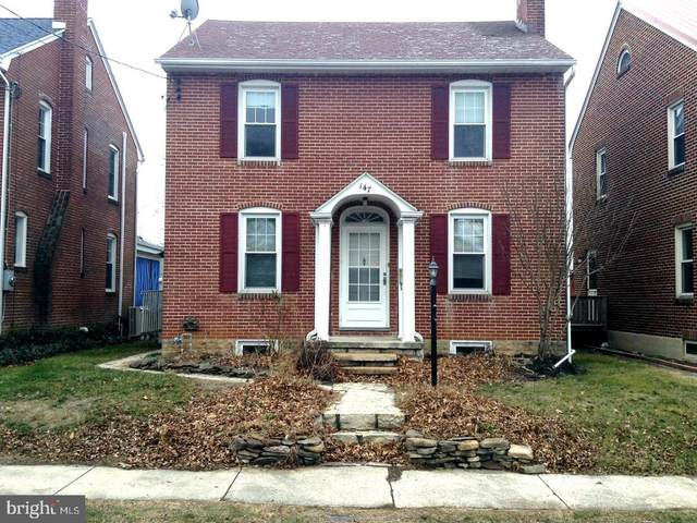 147 Garber Street, CHAMBERSBURG, PA 17201 (#PAFL2001100) :: The Heather Neidlinger Team With Berkshire Hathaway HomeServices Homesale Realty