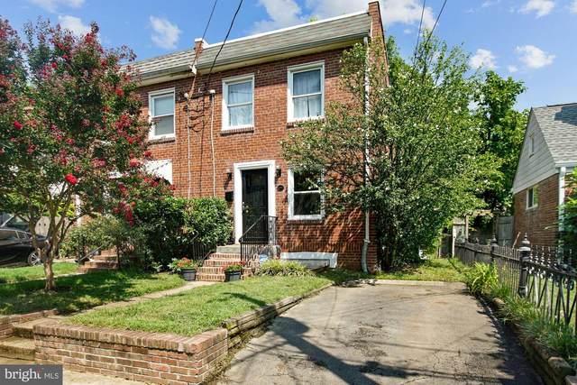 402 E Howell Avenue A, ALEXANDRIA, VA 22301 (#VAAX2001906) :: Nesbitt Realty