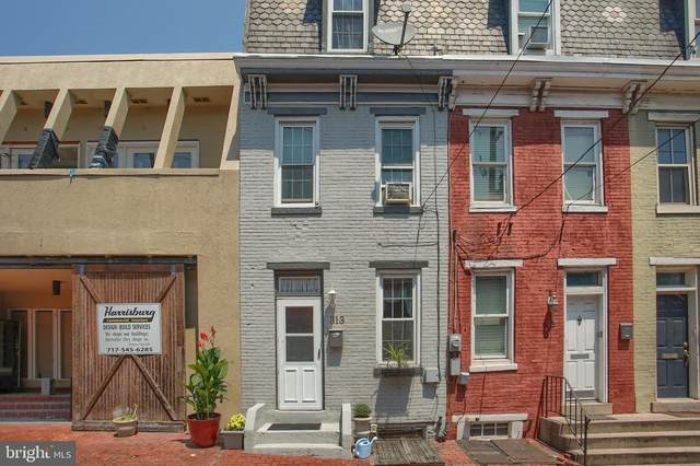 313 S River Street, HARRISBURG, PA 17104 (#PADA2001694) :: Century 21 Dale Realty Co