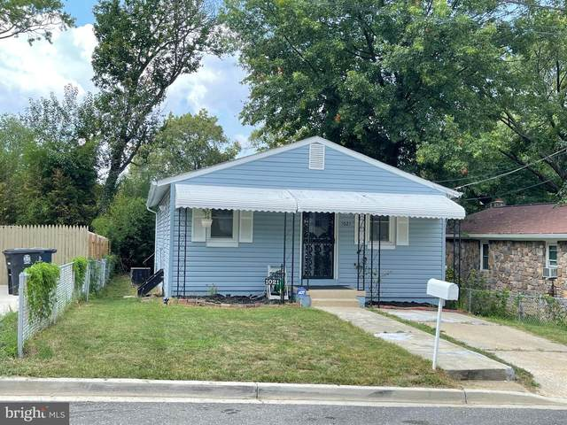 1021 Iago Avenue, CAPITOL HEIGHTS, MD 20743 (#MDPG2005724) :: Realty Executives Premier