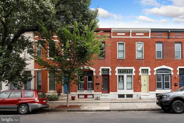 129 N Lakewood Avenue, BALTIMORE, MD 21224 (#MDBA2005984) :: Betsher and Associates Realtors