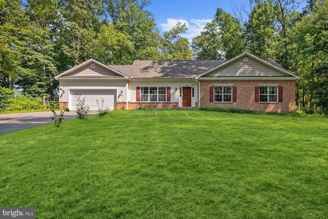 3155 Old Ridge Road, MOUNT AIRY, MD 21771 (#MDCR2001276) :: Crossman & Co. Real Estate