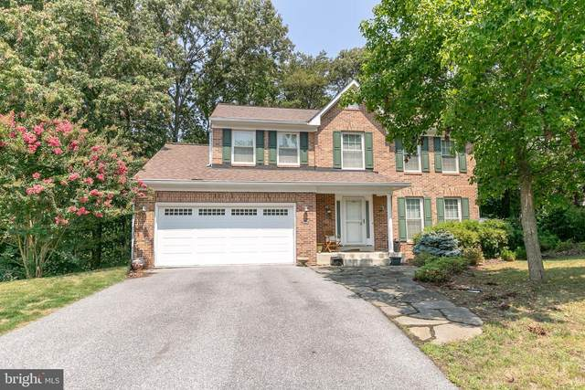 616 Shipley Road, LINTHICUM HEIGHTS, MD 21090 (#MDAA2005006) :: VSells & Associates of Compass