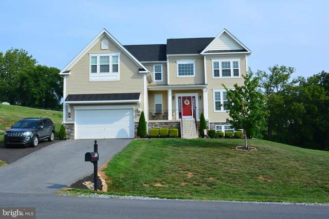 324 Holland Dr, MARTINSBURG, WV 25403 (#WVBE2001240) :: The Schiff Home Team