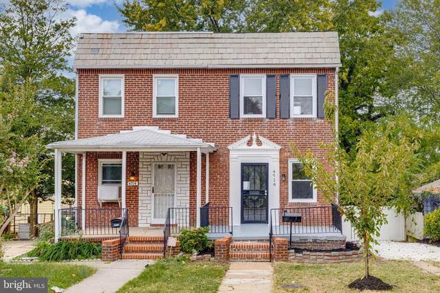 4716 Walther, BALTIMORE, MD 21214 (#MDBA2006006) :: The Redux Group