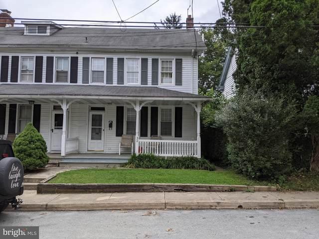 32 N Prince Street, MILLERSVILLE, PA 17551 (#PALA2002684) :: The Joy Daniels Real Estate Group