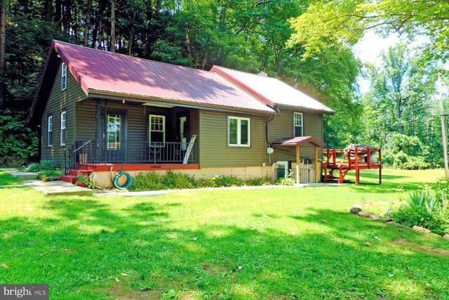 126 Geary Wolfe Road, PINE GROVE, PA 17963 (#PASK2000712) :: The Dailey Group