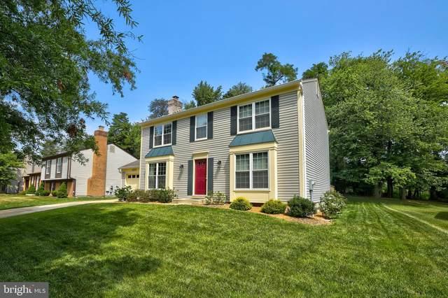 11212 Basswood Terrace, LAUREL, MD 20708 (#MDPG2005756) :: Jennifer Mack Properties