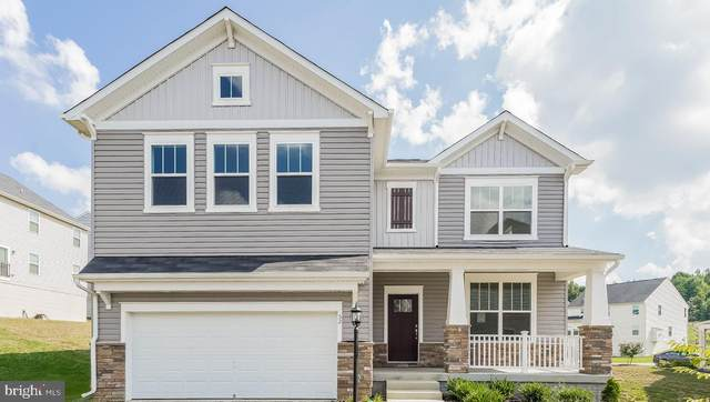 5807 Haller Place, FREDERICK, MD 21704 (#MDFR2003098) :: The Maryland Group of Long & Foster Real Estate