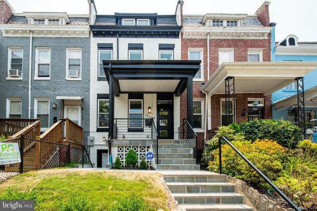 520 Irving Street NW, WASHINGTON, DC 20010 (#DCDC2006512) :: VSells & Associates of Compass