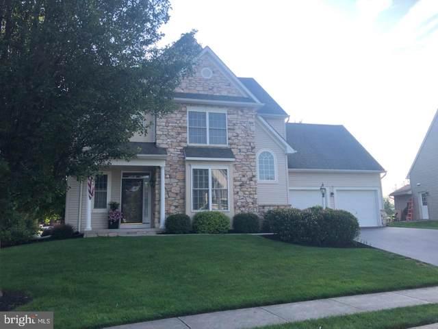308 Bloomfield Drive, LITITZ, PA 17543 (#PALA2002690) :: The Craig Hartranft Team, Berkshire Hathaway Homesale Realty
