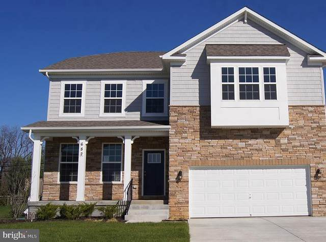 5811 Haller Place, FREDERICK, MD 21704 (#MDFR2003106) :: The Maryland Group of Long & Foster Real Estate