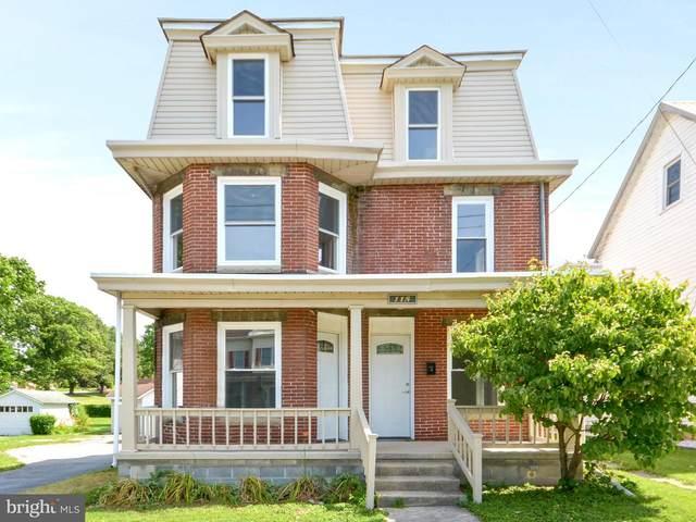 115 E Fifth St., WAYNESBORO, PA 17268 (#PAFL2001114) :: Great Falls Great Homes