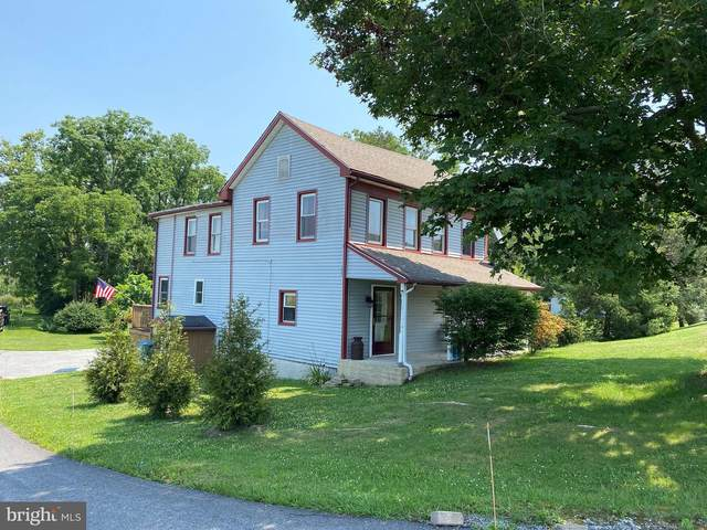 1303 Sunnyside Road, SPRING GROVE, PA 17362 (#PAYK2003168) :: The Joy Daniels Real Estate Group