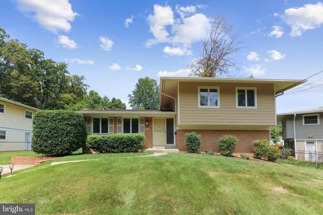 14425 Woodcrest Drive, ROCKVILLE, MD 20853 (#MDMC2008090) :: Pearson Smith Realty