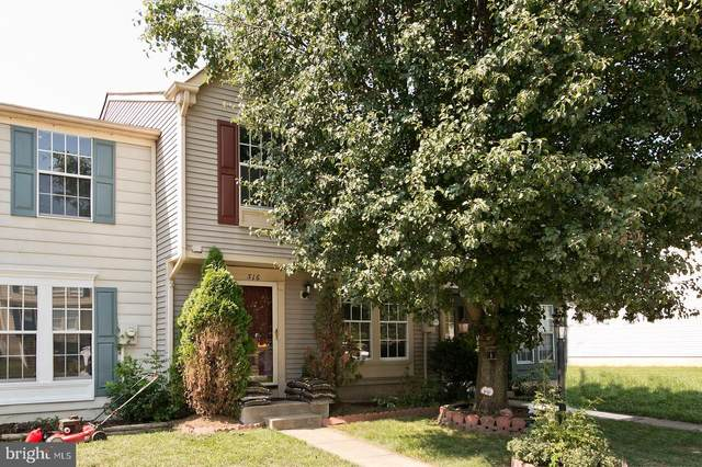 516 Ridgefield Avenue, STEPHENS CITY, VA 22655 (#VAFV2000876) :: Nesbitt Realty