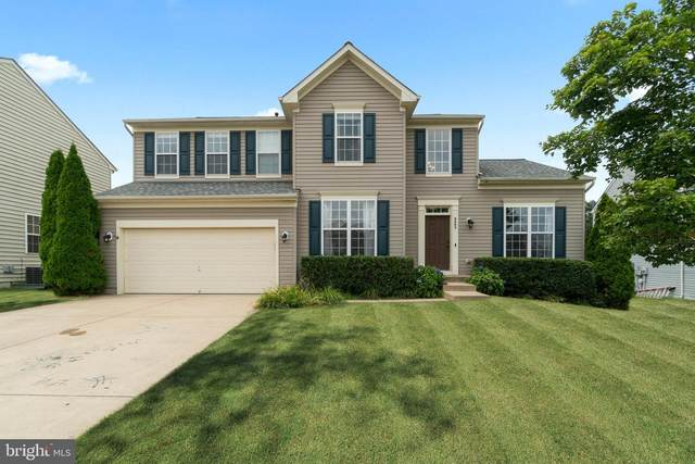 9802 Autumn Path Court, FREDERICKSBURG, VA 22407 (#VASP2001426) :: Colgan Real Estate