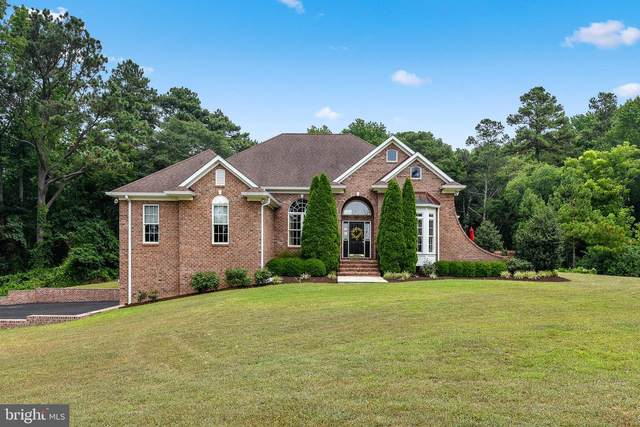 4517 Smithville Road, FEDERALSBURG, MD 21632 (#MDCM2000282) :: Bruce & Tanya and Associates