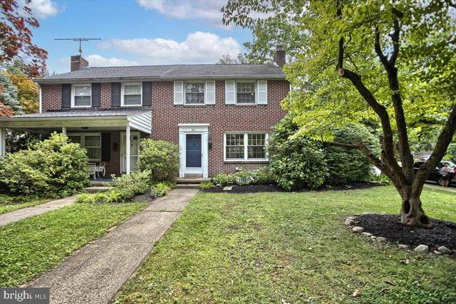 705 N President Avenue, LANCASTER, PA 17603 (#PALA2002704) :: The Craig Hartranft Team, Berkshire Hathaway Homesale Realty