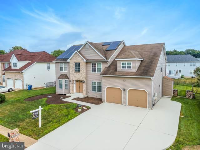 16 Oakwood Boulevard, BEAR, DE 19701 (#DENC2003456) :: The Charles Graef Home Selling Team