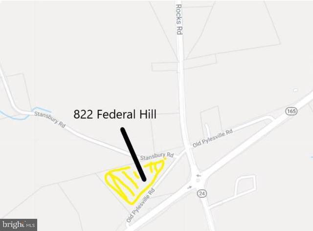 822 Federal Hill Road, STREET, MD 21154 (#MDHR2001936) :: Grace Perez Homes