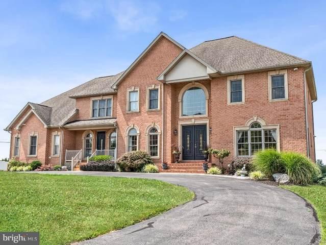 10932 Sassan Lane, HAGERSTOWN, MD 21742 (#MDWA2001150) :: Jennifer Mack Properties