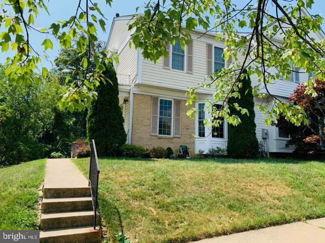 669 Lucky Leaf Circle, CATONSVILLE, MD 21228 (#MDBC2005510) :: Century 21 Dale Realty Co