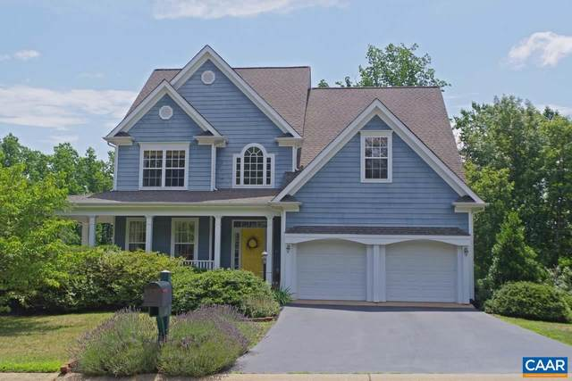 2059 Ridgetop Dr, CHARLOTTESVILLE, VA 22903 (#620456) :: Talbot Greenya Group