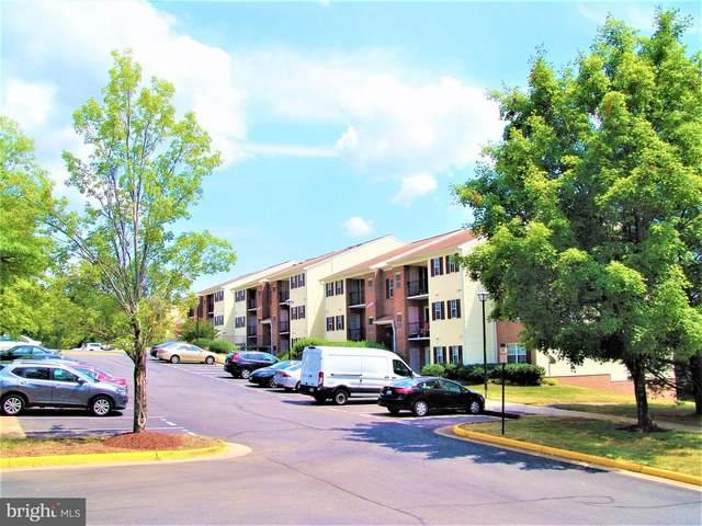 14805 Rydell Road #203, CENTREVILLE, VA 20121 (#VAFX2011282) :: The Vashist Group