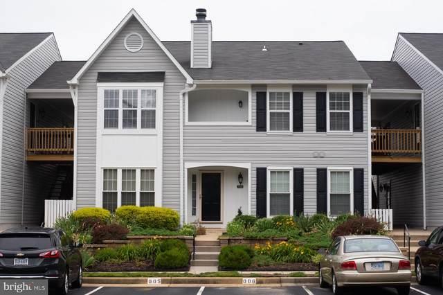 7811 Harrowgate Circle #6, SPRINGFIELD, VA 22152 (#VAFX2011286) :: Nesbitt Realty