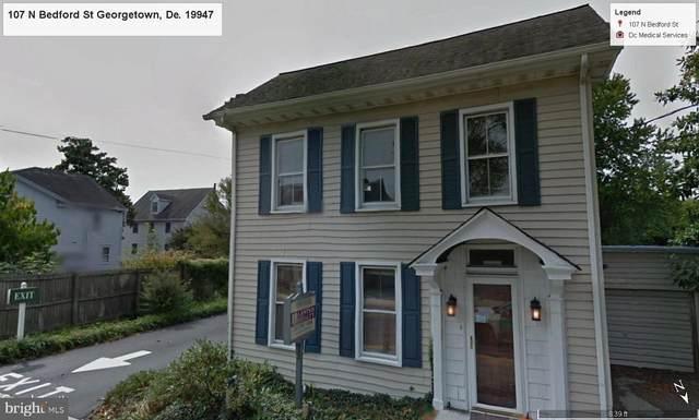 107, 109, 111 & 111A N Bedford Street, GEORGETOWN, DE 19947 (#DESU2003036) :: CoastLine Realty