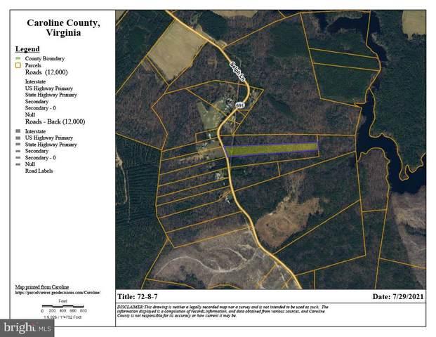 0000 Selph Lane, BOWLING GREEN, VA 22427 (#VACV2000224) :: The Schiff Home Team
