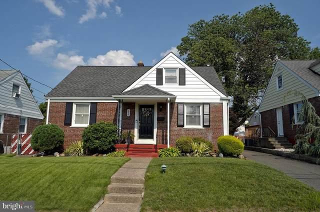 114 Jeremiah Ave, TRENTON, NJ 08610 (#NJME2002696) :: Ramus Realty Group