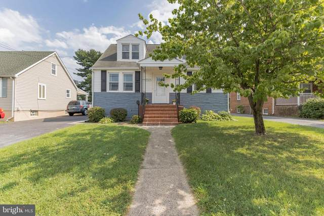 7717 Trappe Rd, BALTIMORE, MD 21222 (#MDBC2005546) :: Century 21 Dale Realty Co