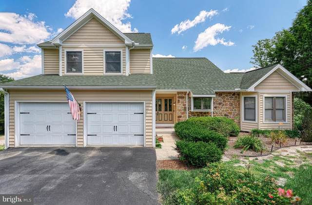 1015 Country Club Road, CAMP HILL, PA 17011 (#PACB2001714) :: The Paul Hayes Group | eXp Realty