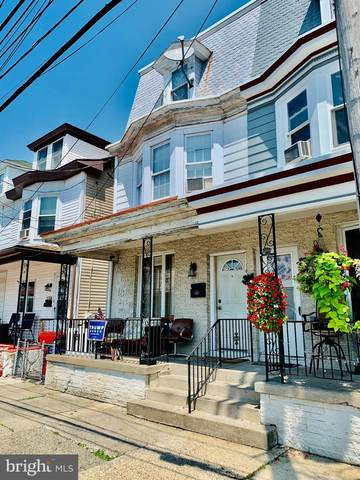 118 N 18TH Street, POTTSVILLE, PA 17901 (#PASK2000726) :: The Schiff Home Team
