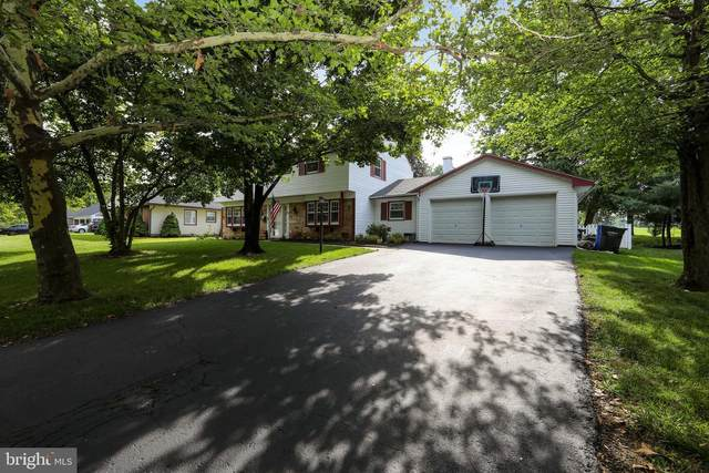 126 Club House Drive, WILLINGBORO, NJ 08046 (#NJBL2003852) :: Ramus Realty Group