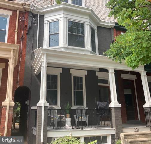 205 E Clay Street, LANCASTER, PA 17602 (#PALA2002736) :: The Craig Hartranft Team, Berkshire Hathaway Homesale Realty