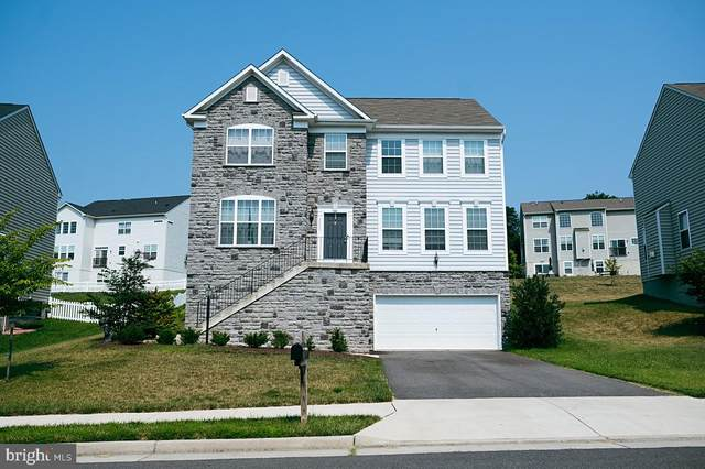 3032 Landing Eagle Court, WOODBRIDGE, VA 22191 (#VAPW2004390) :: Major Key Realty LLC