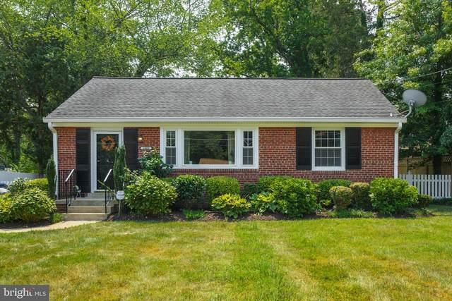 1805 Shenandoah Road, ALEXANDRIA, VA 22308 (#VAFX2011384) :: A Magnolia Home Team