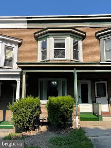 703 N Centre Street, POTTSVILLE, PA 17901 (#PASK2000730) :: Talbot Greenya Group