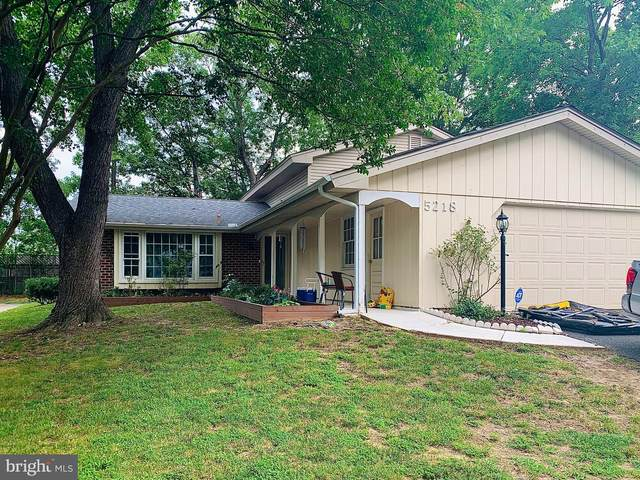 5218 Caroline Circle, WALDORF, MD 20601 (#MDCH2001902) :: Berkshire Hathaway HomeServices McNelis Group Properties