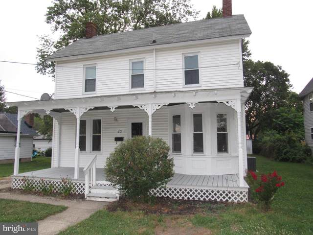 42 W Railroad Avenue, CAMDEN WYOMING, DE 19934 (#DEKT2001424) :: The Charles Graef Home Selling Team
