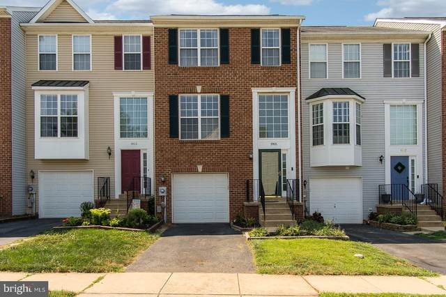 1905 Harpers Court, FREDERICK, MD 21702 (#MDFR2003158) :: Teal Clise Group