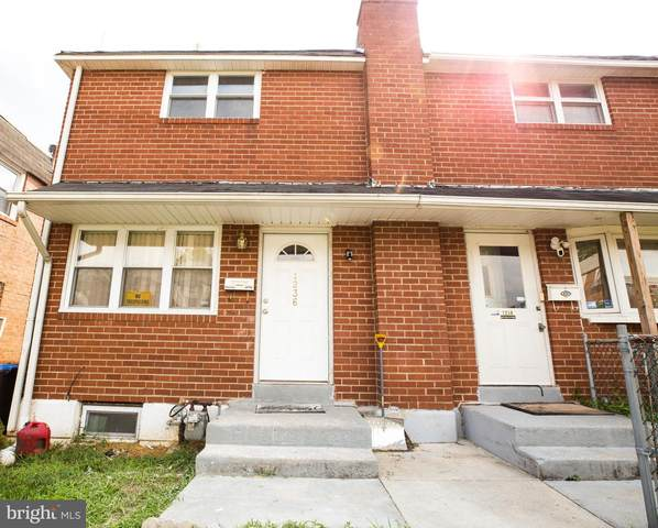1236 Tyler Street, NORRISTOWN, PA 19401 (#PAMC2005918) :: Ramus Realty Group